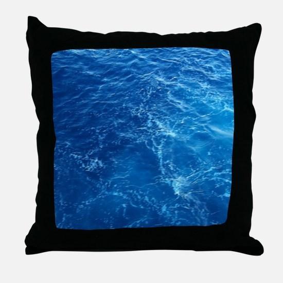 PACIFIC OCEAN Throw Pillow