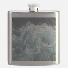 OCEAN WAVES Flask