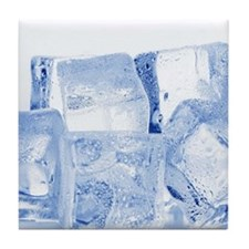 ICE CUBES Tile Coaster
