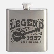 Legend Since 1957 Flask