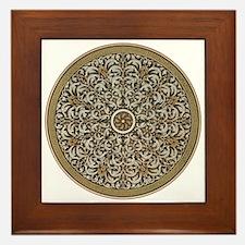 Traditional Art Framed Tile
