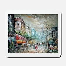 Paris 1920s - Painting Mousepad