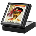 love JAH JAH Keepsake Box