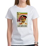 love JAH JAH Women's T-Shirt