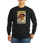 love JAH JAH Long Sleeve Dark T-Shirt