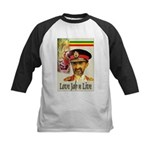 love JAH JAH Kids Baseball Jersey