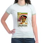 love JAH JAH Jr. Ringer T-Shirt