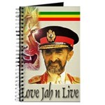 love JAH JAH Journal