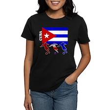 Cuba Soccer Tee