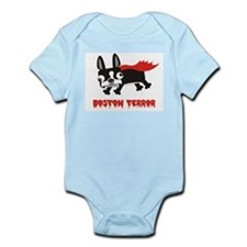 Cute Boston terrier Onesie