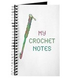 Crochet Journals & Spiral Notebooks