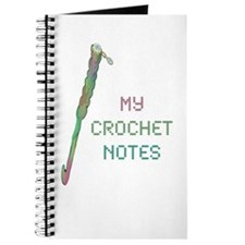 Crochet Notes Journal