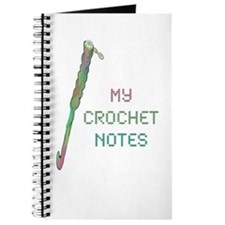 Crochet Journal : Gifts for Crochet Unique Crochet Gift Ideas - CafePress