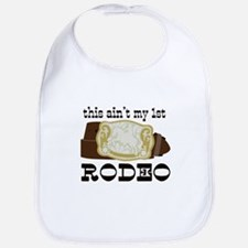 My 1st Rodeo Bib