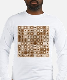 Browns and tans Long Sleeve T-Shirt