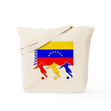 Venezuela Soccer Tote Bag