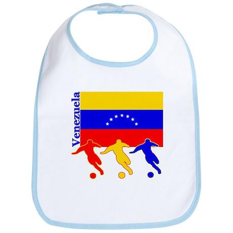 Venezuela Soccer Bib