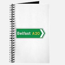 Belfast Roadmarker, UK Journal