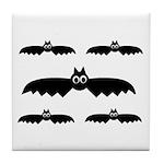 BATS Tile Coaster