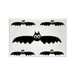 BATS Rectangle Magnet (100 pack)