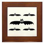 BATS Framed Tile