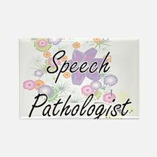 Speech Pathologist Artistic Job Design wit Magnets