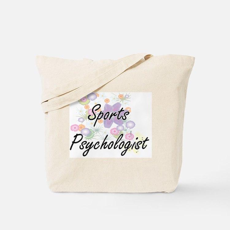 Sports Psychologist Artistic Job Design w Tote Bag