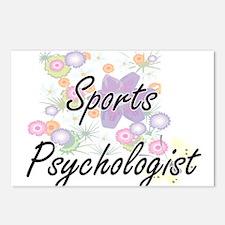 Sports Psychologist Artis Postcards (Package of 8)