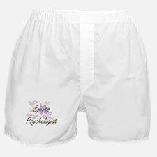 Sports Psychologist Artistic Job Desi Boxer Shorts