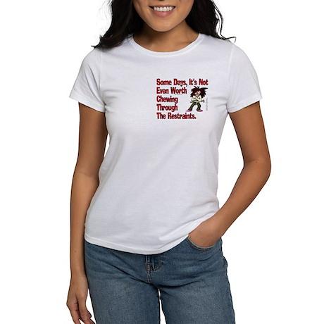 Restraints! Women's T-Shirt