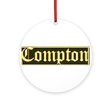 COMPTON Ornament (Round)