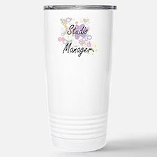 Studio Manager Artistic Travel Mug