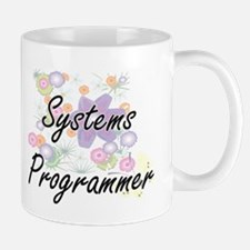 Systems Programmer Artistic Job Design with F Mugs