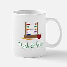 Math Is Fun Mugs