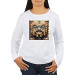 DA MAN Women's Long Sleeve T-Shirt