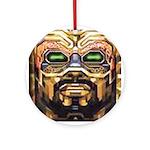 DA MAN Ornament (Round)