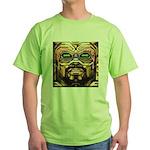DA MAN Green T-Shirt