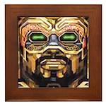 DA MAN Framed Tile