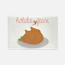 Holiday Feast Magnets