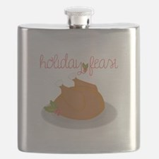 Holiday Feast Flask