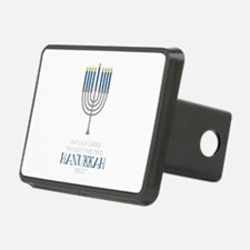 Make Hanukkah Bright Hitch Cover