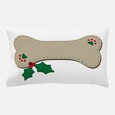 Christmas Bone Pillow Case