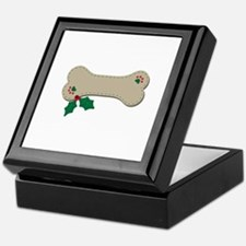Christmas Bone Keepsake Box