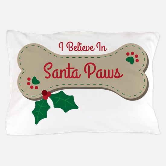 Santa Paws Pillow Case