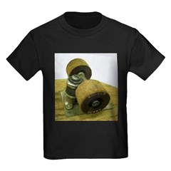 OLD SKOOL SK8 Kids Dark T-Shirt