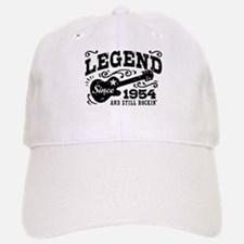 Legend Since 1954 Baseball Baseball Cap