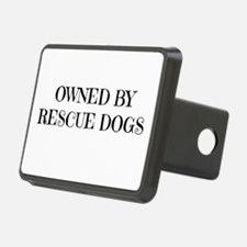 Owned by Rescue Dogs Hitch Cover