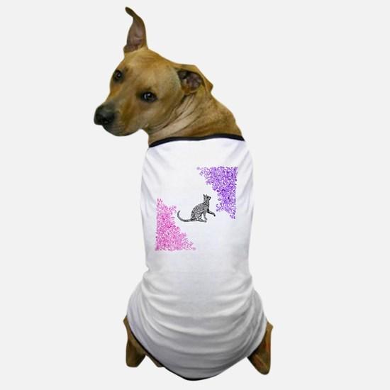 Funny Zen tangle Dog T-Shirt