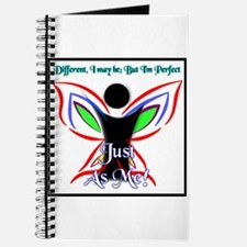 Just As Me Journal