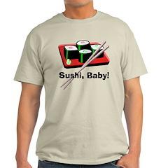 California Roll Sushi Light T-Shirt